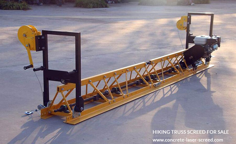 TRUSS-SCREED