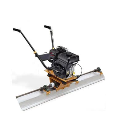 ZPC 210y heavy concrete sower screed
