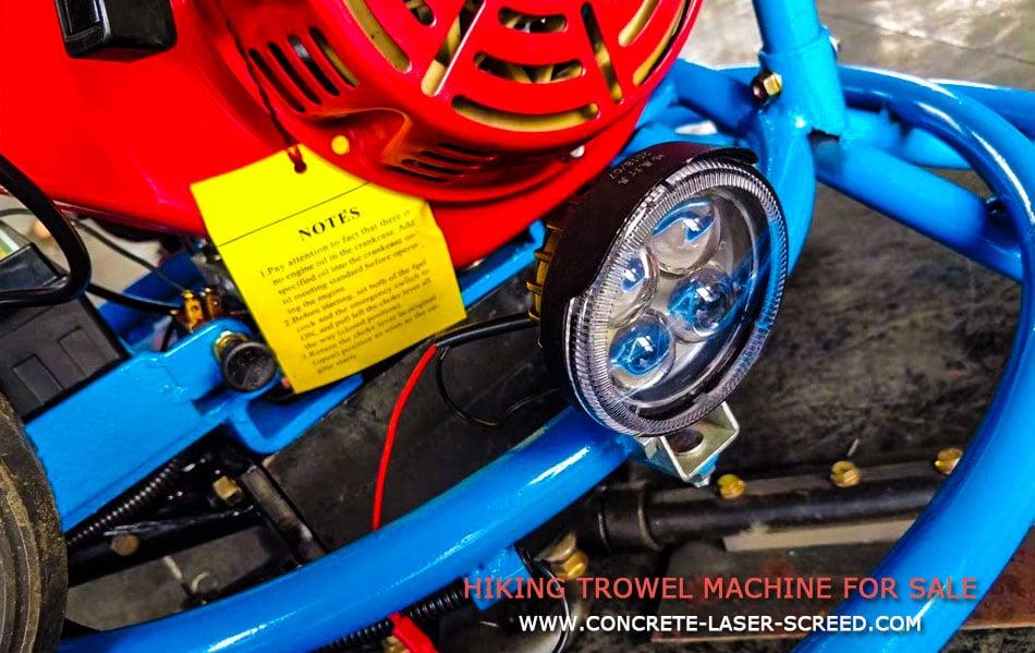 G100 power trowel