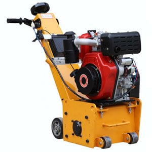 300-changchai-engine-type-scarifying-machine
